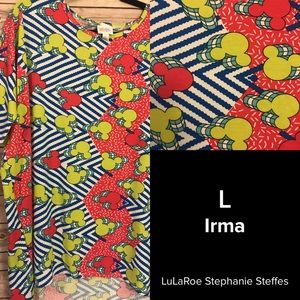 BOGO FREE all LulaRoe!! 🔴 Irma tunic